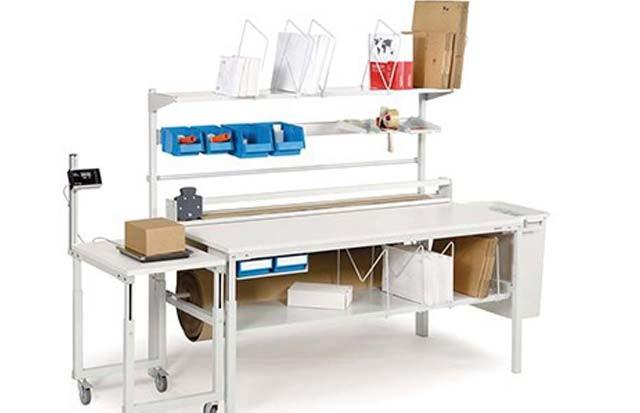 poste de travail mobilier atelier montage et production. Black Bedroom Furniture Sets. Home Design Ideas