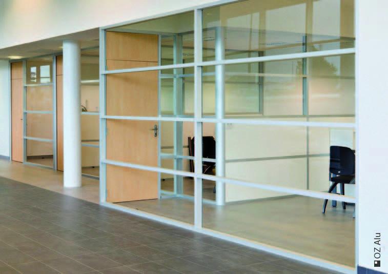 cloison amovible cloisonnette d montable de bureau. Black Bedroom Furniture Sets. Home Design Ideas