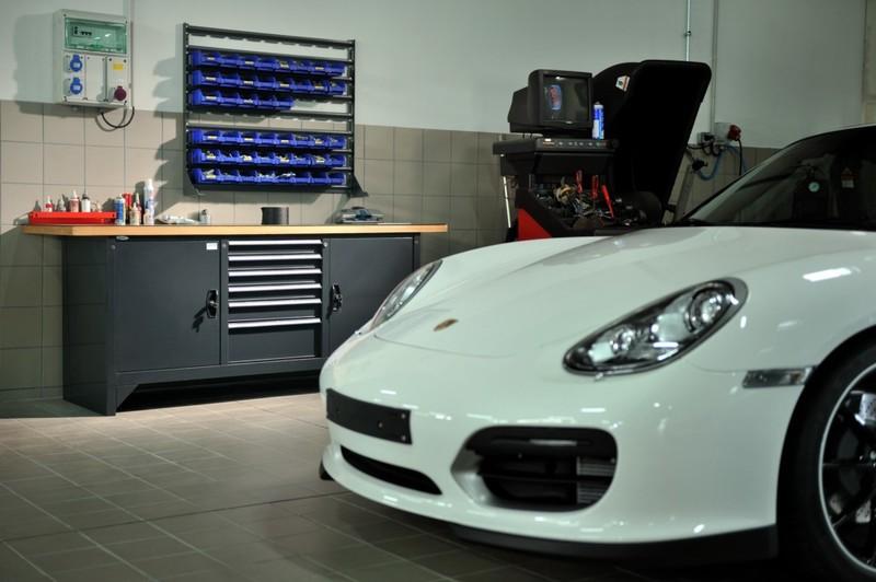 Etabli m canicien tabli garagiste for Amenagement garage mecanique