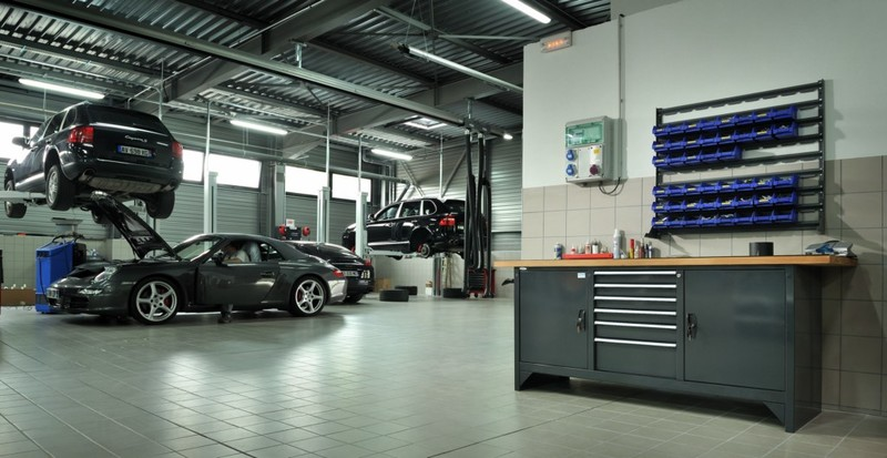 Etabli m canicien tabli garagiste for Client mystere garage automobile
